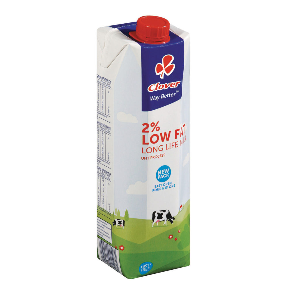 Clover Milk 2%
