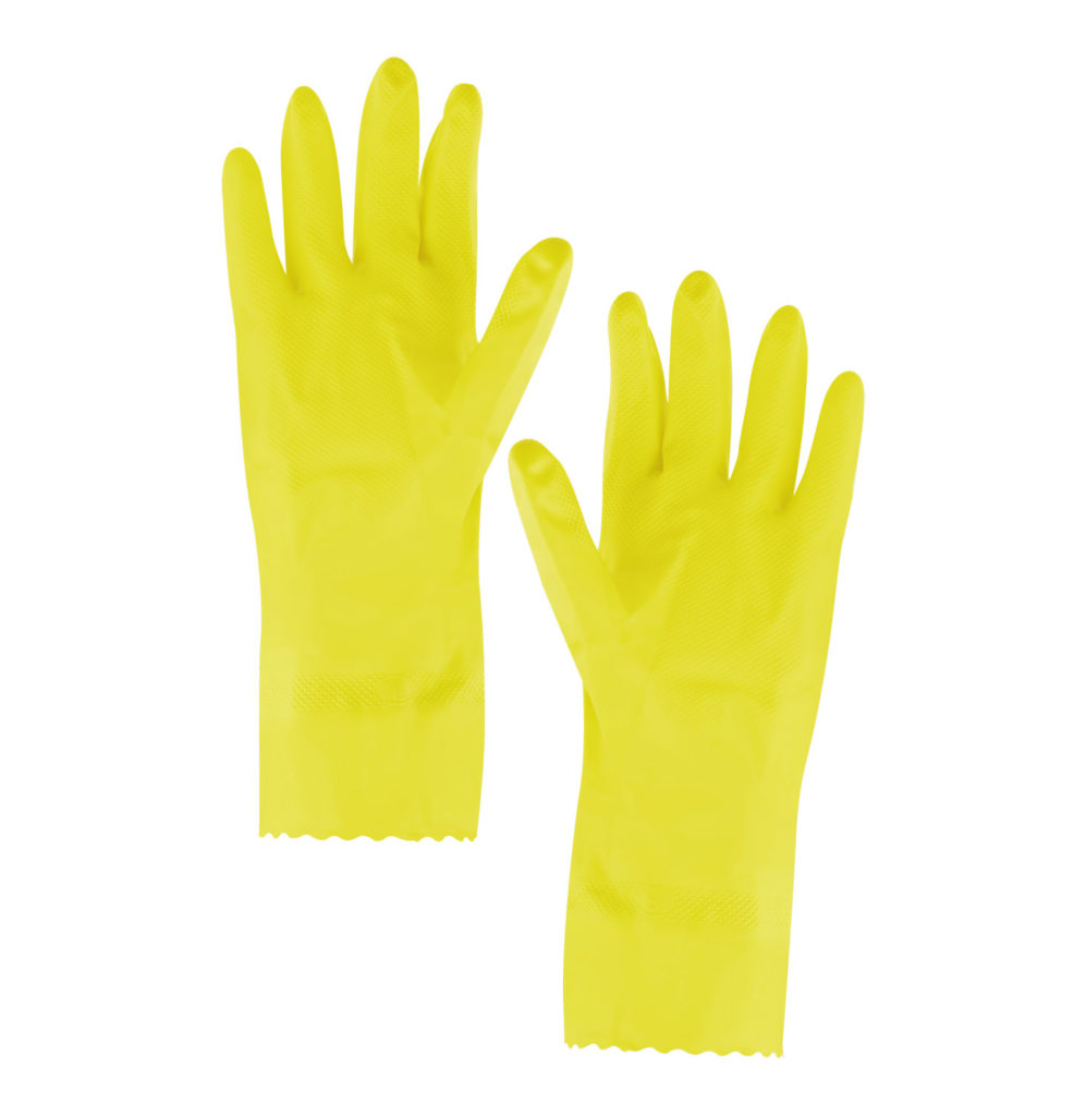 Rubber Gloves Lined