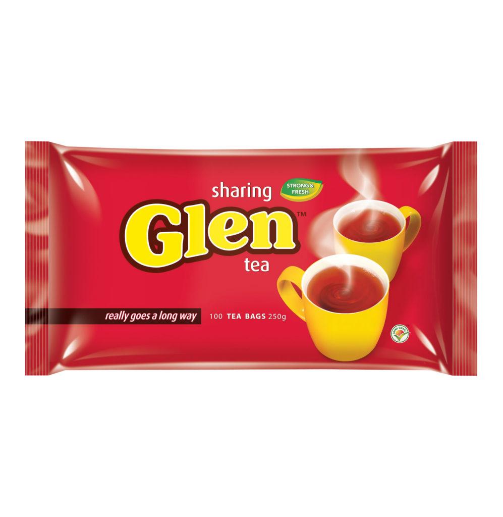 Glen Tea Bags x 100
