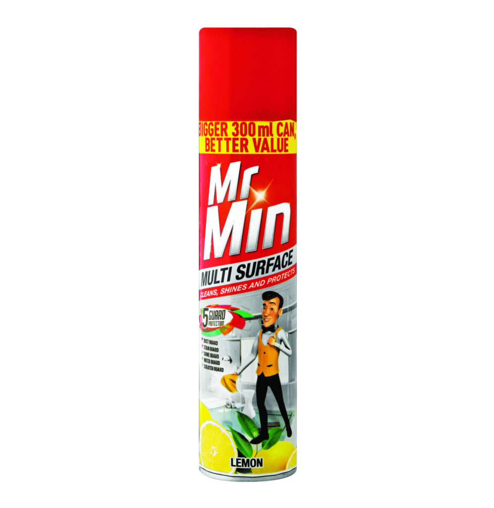Mr Min Multi Surface Cleaner 300ml