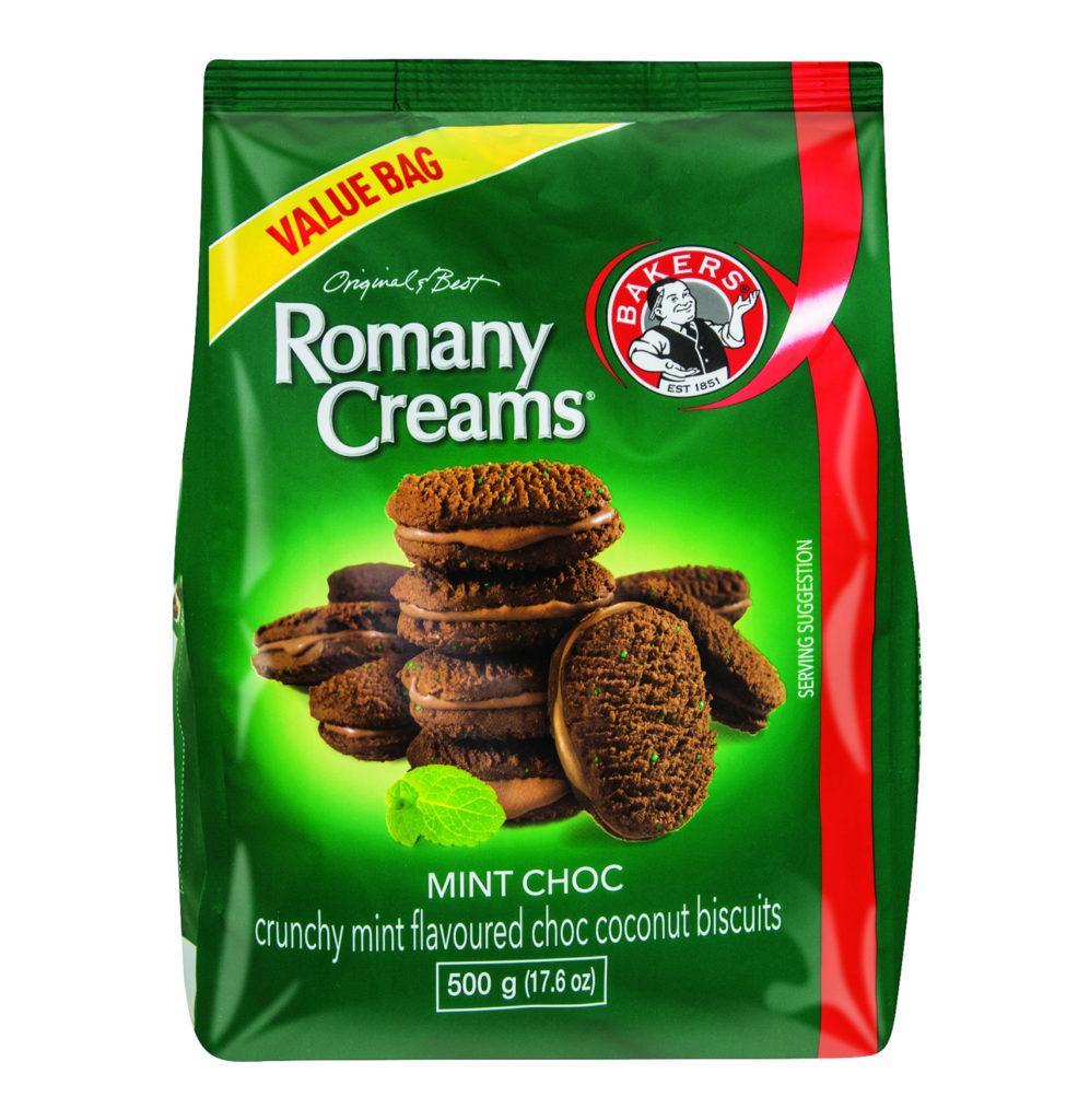 Bakers - Romany Creams