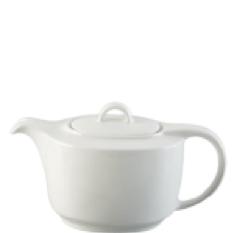 tea pot and lid